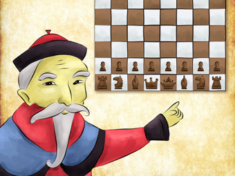 The Wizard of Chess
