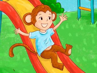 Today I am a Monkey