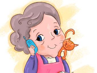Granny Mae's Magical Adventures