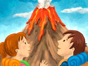 The Exploring Twins – A Volcano Adventure